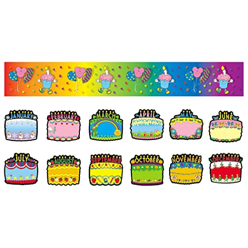 picture relating to Birthday Bulletin Board Ideas Printable known as Birthday Bulletin Board Decorations: