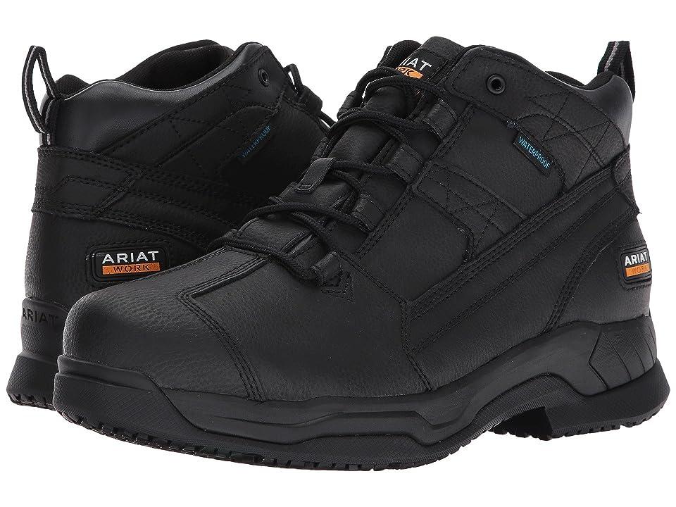Ariat Contender H2O (Matte Black) Men