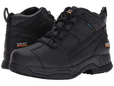Ariat Contender H2O (Matte Black) Men