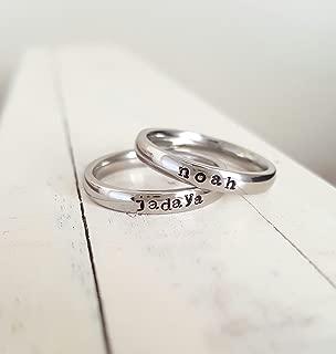 lisa leonard stacking rings