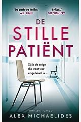 De stille patiënt Paperback