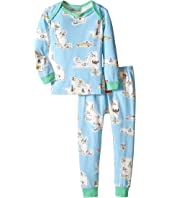 BedHead Kids - Long Sleeve Long Bottom Pajama Set (Infant)