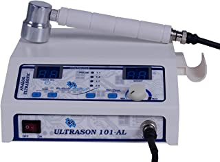 therapeutic ultrasound 1mhz and 3mhz