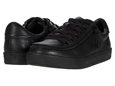 BILLY Footwear Sneaker Lo (Black to The Floor) Men