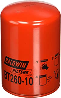 Baldwin Heavy Duty BT260-10 Hydraulic/Transmission Filter,5-3/8 In