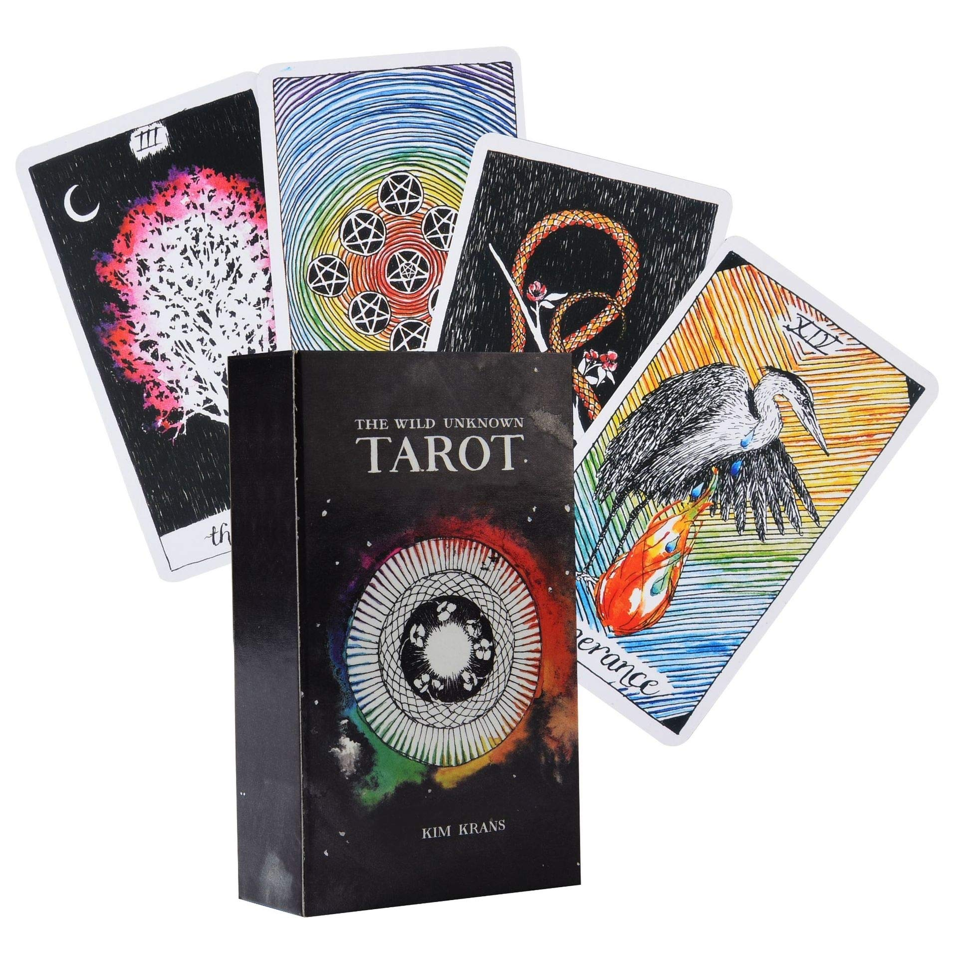 LSXX Great Replacement The Wild Unknown Tarot Deck with PDF Guidebook