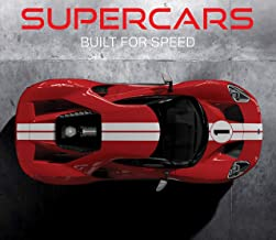 Supercars: Built for Speed