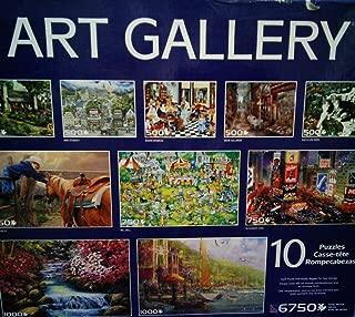 Art Gallery 10 Puzzle 6750 Pieces