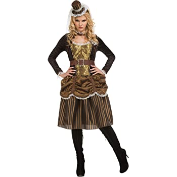 My Other Me Me-204369 Disfraz Steampunk lady para mujer, M-L ...