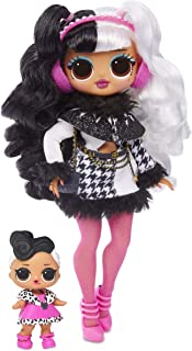 L.O.L. Surprise! O.M.G. Winter Disco Dollie Fashion Doll & Sister