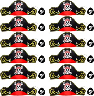 pirate hats for birthday parties