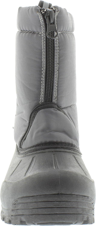 Northside Icicle Winter Boot (Toddler/Little Kid/Big Kid) (11 M US Little Kid, Grey)
