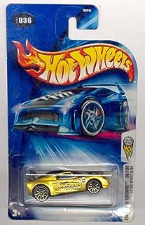 Hotwheels Lotus Sport Elise 2004 First Editions 36/100 Black & Gold