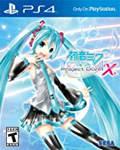 $123 » Hatsune Miku: Project DIVA X - PlayStation 4