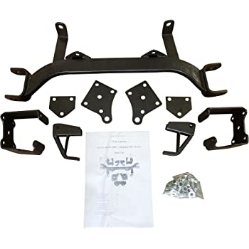Amazon Com Sgc 4 Drop Axle Lift Kit For Ezgo Txt Medalist Electric Gas Golf Carts 1994 2001 5 Txt Medalist Electric Automotive