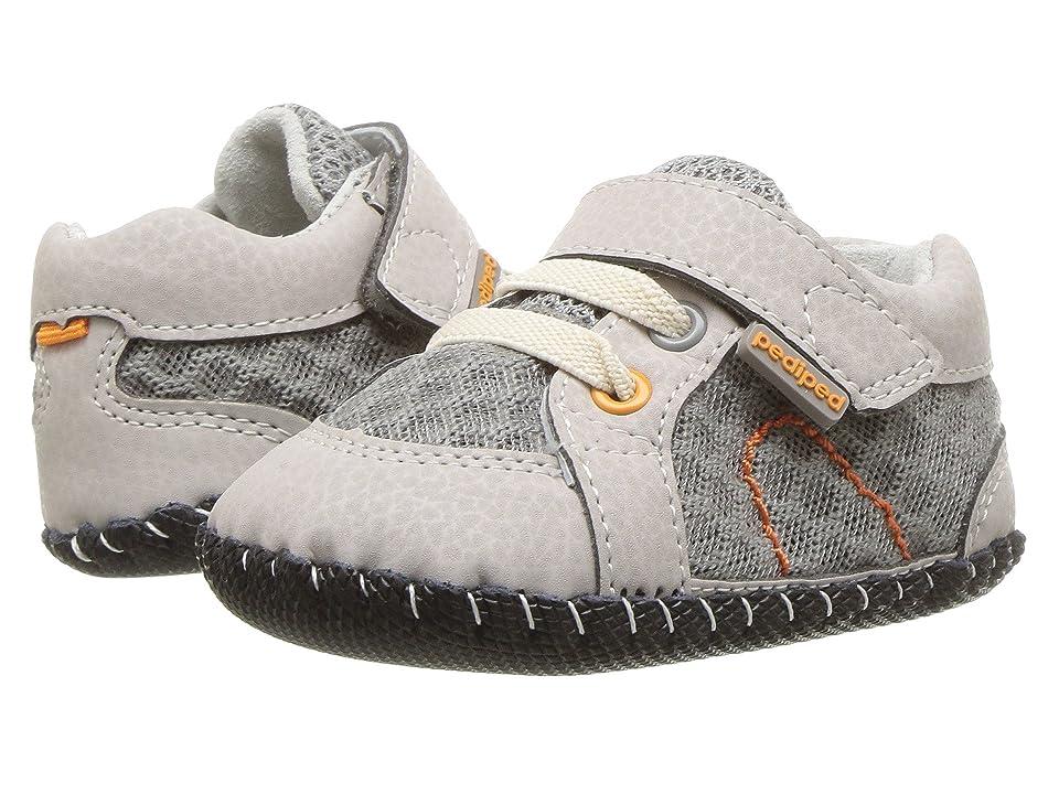 pediped Dani Original (Infant) (Grey/Orange) Boy
