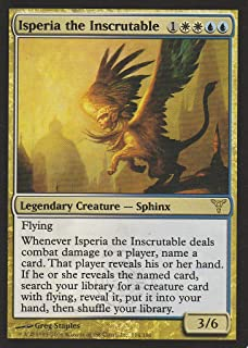 Isperia the Inscrutable (Magic the Gathering : Dissension #114 Rare)