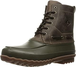 mens sperry decoy duck boots