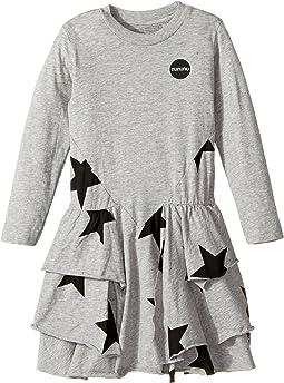 Nununu - Layered Star Dress (Infant/Toddler/Little Kids)