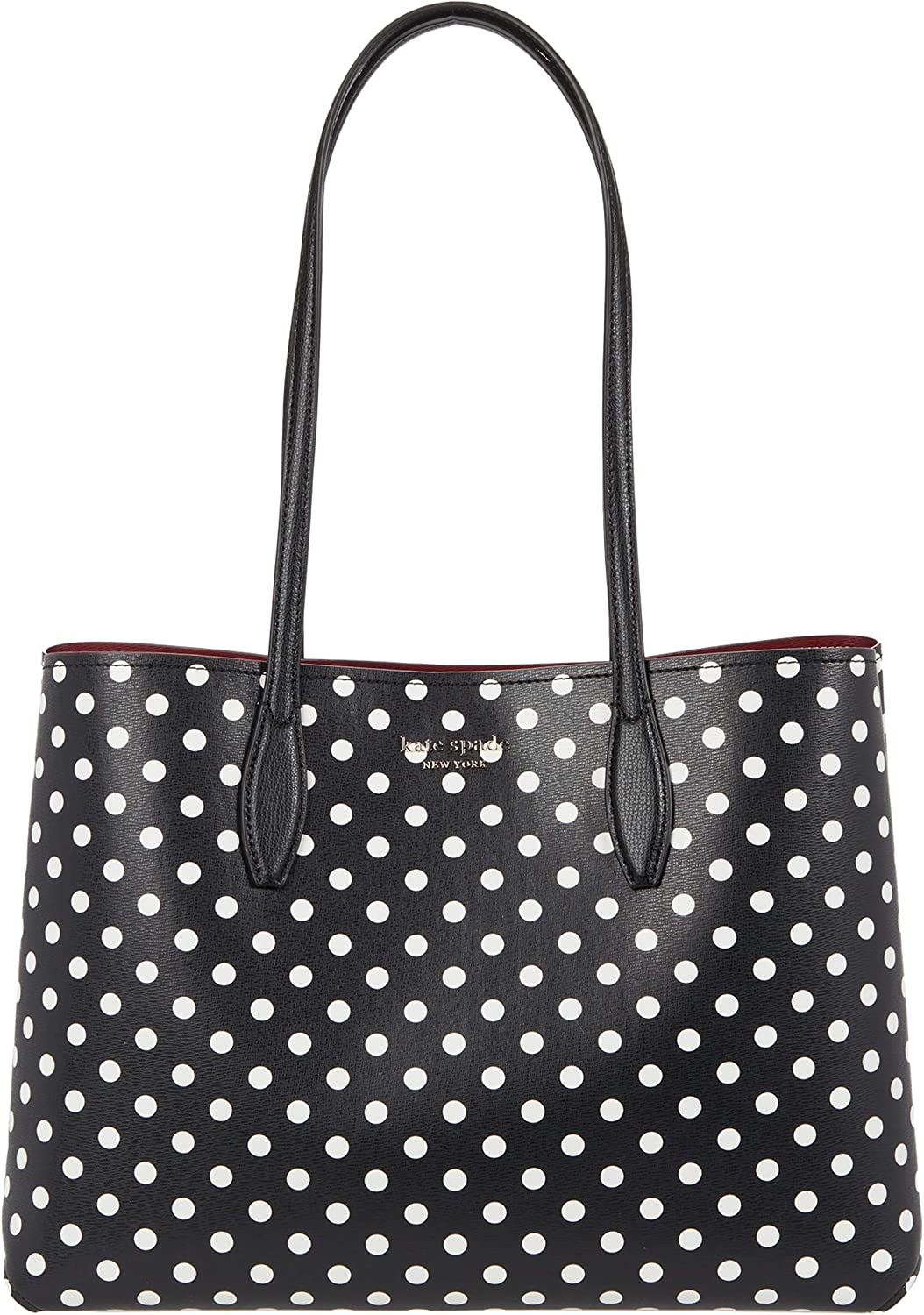Kate Spade New York All Day Lady Dot Large Tote