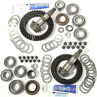 Alloy USA 360028 Ring//Pinion Kit D30-D44 4.10 97-06 Wrangler TJ