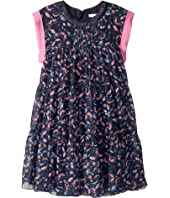 Chloe Kids - Dress w/ Floral Print (Little Kids/Big Kids)