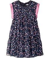 Chloe Kids - Dress w/ Floral Print (Little Kids/Big Kids)