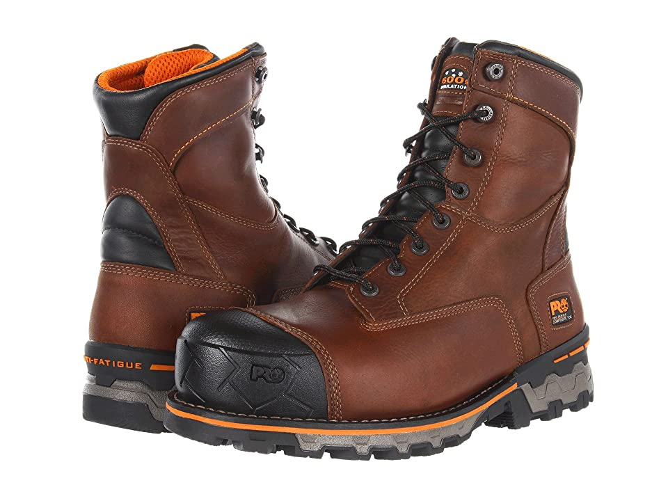 Timberland PRO Boondock WP Insulated Comp Toe (Brown) Men