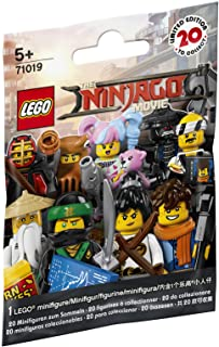 LEGO Ninjago Movie Minifigures 71019