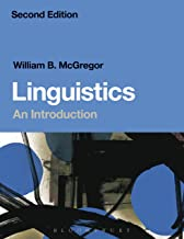 Best linguistics an introduction mcgregor Reviews