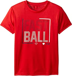 Fast Ball Short Sleeve (Little Kids/Big Kids)