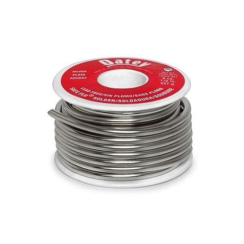 Oatey 29024 Safe Flo 0.117-Inch ga. Bulk, Silver, 1/2