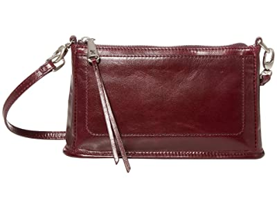 Hobo Cadence (Deep Plum) Cross Body Handbags