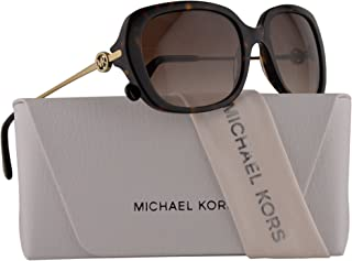 MK2065 Carmel Sunglasses Dark Tort w/Smoke Gradient Lens 54mm 300613 MK 2065