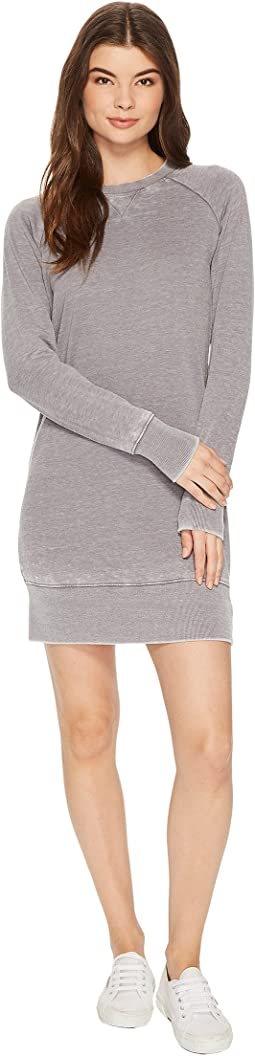 Alternative - Burnout French Terry Sweatshirt Dress