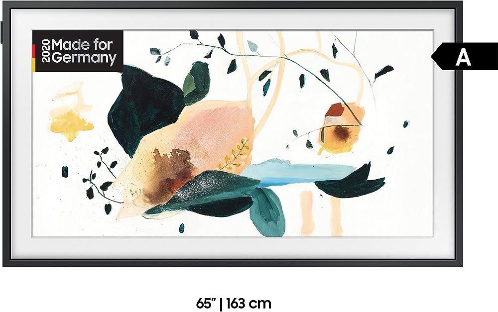 Samsung qled smart tv 65 pollici 4k ultra hd 3840 x 2160 pixel,wi-fi GQ65LS03TAUXZG