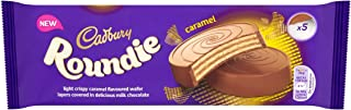 Cadbury Roundie Caramel Biscuits 150g