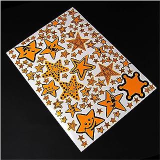 Finest Folia Lot de Stickers sur Feuille A4 pour Scrapbooking et décoration de Cadeaux d'enfants