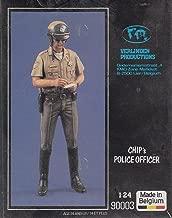 VER90003 1:24 Verlinden CHIP's Police Officer Figure [MODEL BUILDING KIT]