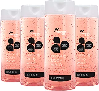 Mountain Falls Clarifying Body Wash Salicylic Acid Acne Treatment, Pink Grapefruit, 8.5 Fluid Ounce (Pack of 4)
