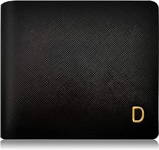 Dakotan Full Grain Leather Wallet For Men With RFID Blocking,Slim Mens Wallet With ID Window