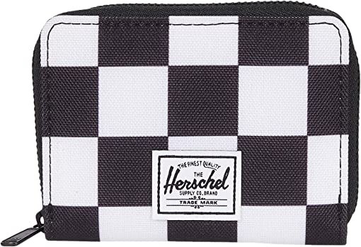 Checker Black/White/Black
