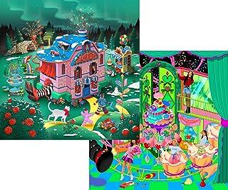 Red Velvet The Reve Festival Finale (Green Ver.+Pink Ver.+Scrapbook Ver. Full Set) - 3Album Full Pakckage+3Folded Poster with Extra Decorative Sticker Set+Photocard Set
