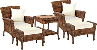 Best wooden patio bistro set Reviews