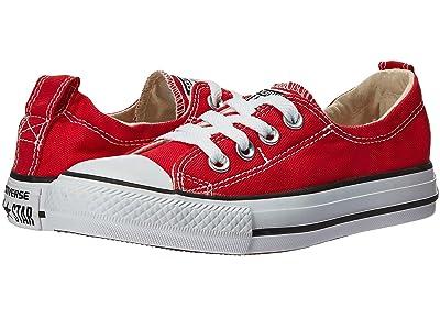 Converse Chuck Taylor(r) All Star(r) Shoreline Slip-On (Varsity Red) Women