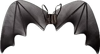 Chiffon Bat Wings