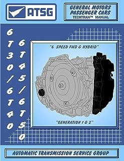 gm 6t40 transmission manual