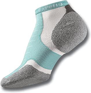 XCCU Thin Cushion Running Low Cut Sock