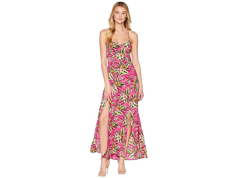 Show Me Your Mumu Nicole Maxi Dress (Truly Tropical) Women