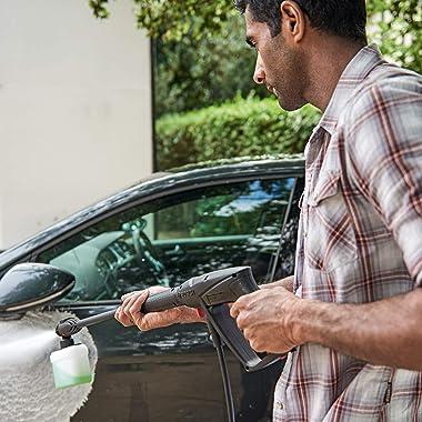 Bosch High Pressure Washer UniversalAquatak 125 (1500 Watt, 125 Bar / 1820 PSI, High Pressure Gun, Lance, 5m Hose, 3-in-1 Noz